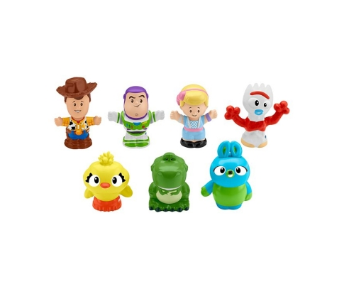 Photo of Toy Story Fisher Price Little People 7-Figure Pack Toy