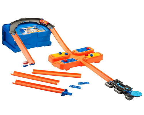 Track Builder Stunt Box by Hot Wheels