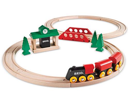 Classic Railway - Figure 8 Set by Brio
