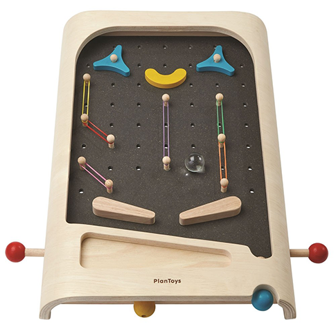 Pinball by Plan Toys