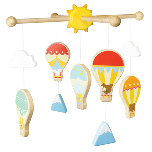 Air Balloon Mobile by Le Toy Van