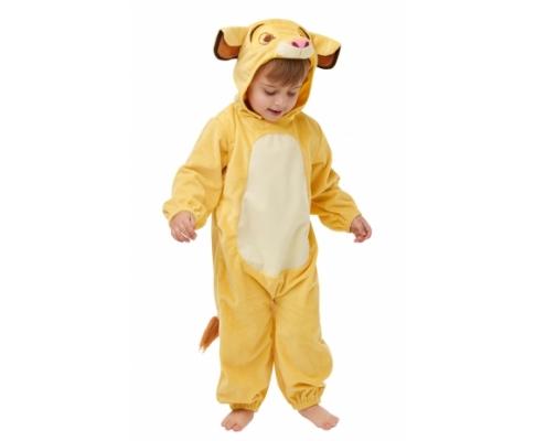 The Lion King Simba Furry Costume