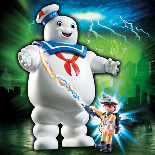Ghostbusters Stay Puft Marshmallow Man by Playmobil