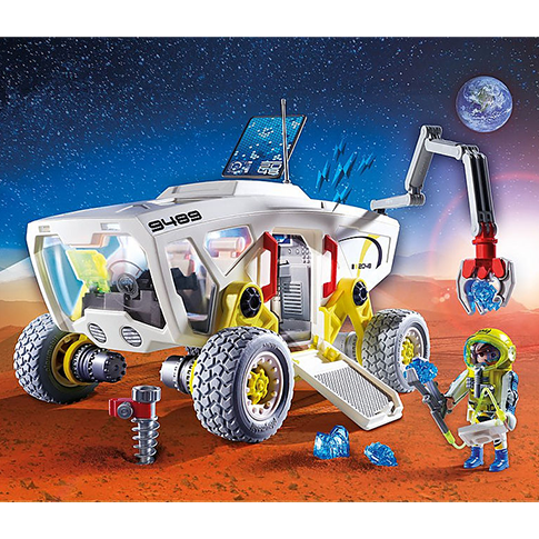 Space Mars Research Vehicle by Playmobil